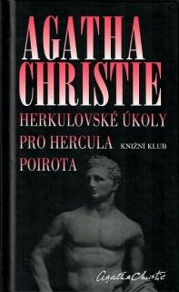 Herkulovské úkoly pro Hercula Poirota-Agatha Christie (bazarové zboží)
