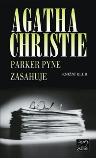 Agatha Christie-Parker Pyne zasahuje(bazarové zboží)
