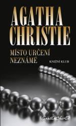 Agatha Christie-Místo určení neznámé(bazarové zboží)