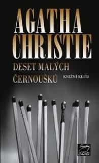 Agatha Christie-deset malých černoušků(bazarové zboží)
