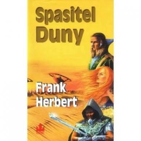 Spasitel Duny-Frank Herbert(bazarové zboží)