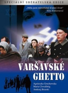 Varšavské ghetto(digipack)-DVD
