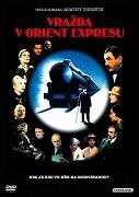 Vražda v Orient Expresu(plast)-DVD