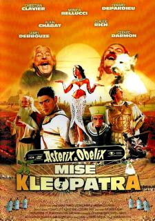 Asterix a Obelix Mise Kleopatra - DVD