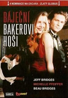 Báječní Bakerovi hoši - DVD