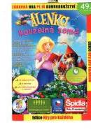 PC hra-Alenka -kouzelná země(pošetka)