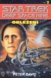 Star Trek-Deep Spacenine-Obležení-Peter David(bazarové zboží)