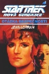 Star Trek-Nová generace-Otázka bezpečnosti-Jean Lorrah (bazarové zboží)