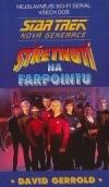 Star Trek-Nová generace-David Gerrold-Střetnutí na Farpointu(bazarové zboží)