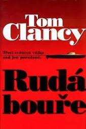 Rudá bouře-Tom Clancy(bazarové zboží)