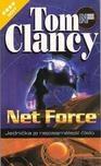 Net Force -jednička je nejosamělější číslo -Tom Clancy(bazarové zboží)-měkký obal