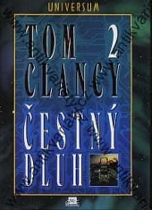 Čestný dluh 2- Tom Clancy(bazarové zboží)