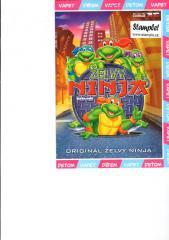 Želvy Ninja-DVD