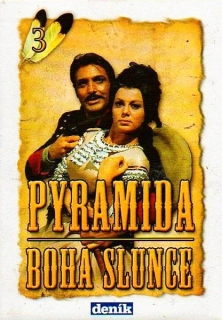 Karel May - Pyramida boha slunce - DVD