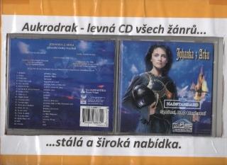 CD Muzikály-Johanka z Arku(pošetka)