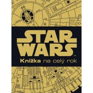 Star Wars-Knížka na celý rok-Walt Disney