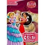 Elena z Avaloru-Oslava narozenin(sešit)-vybarvuj,čti si,nalepuj