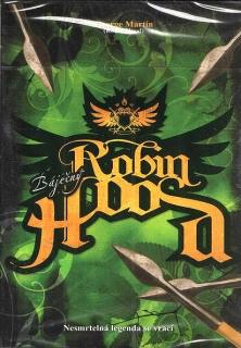 Báječný Robin Hood (George Martin) - DVD