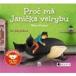 Proč má Janička velrybu-Milena Durková