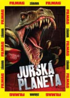 Jurská planeta - DVD