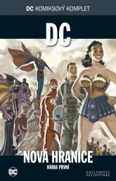 DC Komiksový komplet-Nová hranice-kniha první