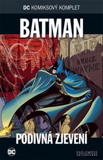 DC Komiksový komplet-Batman-Podivná zjevení