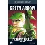 DC Komiksový komplet-Green Arrow-Prázdný toulec-kniha první