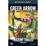 DC Komiksový komplet-Green Arrow-Prázdný toulec-kniha druhá