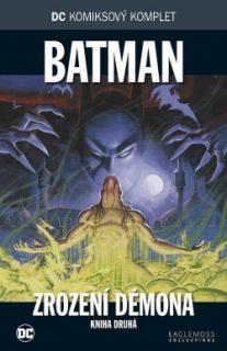 DC Komiksový komplet-Bataman-Zrození démona-knih druhá