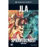 DC Komoksový komplet-JLA-Spravedlnost-kniha první