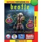 PC hra-Bestie-Tajemství zámku Bílého jednorožce(pošetka)
