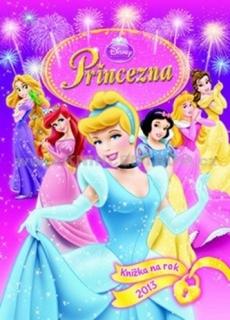 Disney Princezna -Knížka na rok 2013