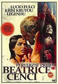 Perverzní příběh Beatrice Cenci - DVD