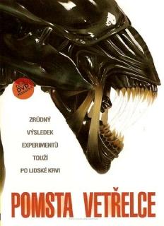 Pomsta vetřelce - DVD