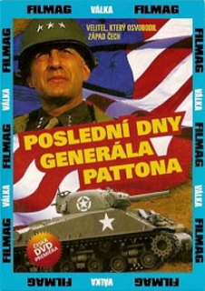 Poslední dny generála Pattona - DVD
