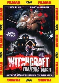 Witchcraft Vražedná magie - DVD