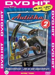 Autíčka 2 - DVD