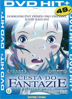 Cesta do fantazie - DVD