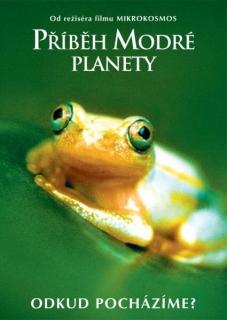 Příběh Modré planety - DVD