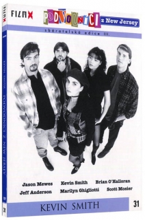 Podvodníci z New Jersey - digipack DVD FilmX 31