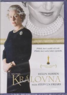 Královna ( plast ) DVD