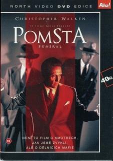 Pomsta - DVD