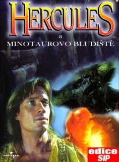 Hercules a Minotaurovo bludiště - DVD