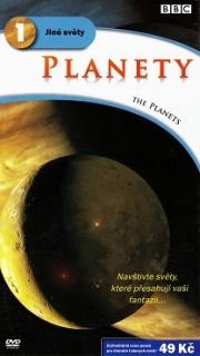 Planety 1 - Jiné světy - DVD