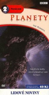 Planety 2 - Pevná zem - DVD