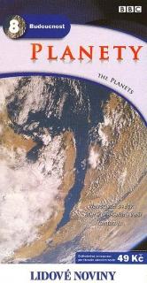 Planety 8 - Budoucnost - DVD