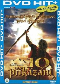 10 přikázání - DVD