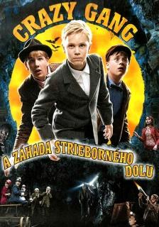 Crazy gang a záhada stříbrného dolu - DVD