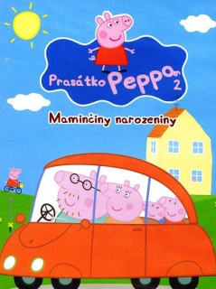 Prasátko Peppa 2 - Maminčiny narozeniny - DVD