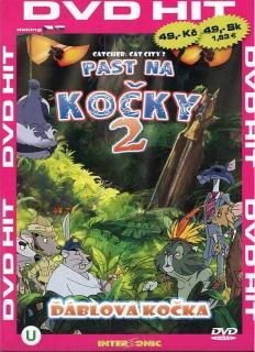 Past na kočky 2.: Ďáblova kočka - DVD